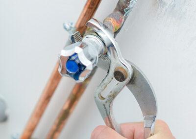 Bathroom Pipe Repairs