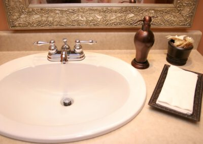 Bathroom Sink Service & Repairs