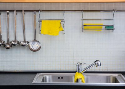 kitchen sink repairs in Raleigh