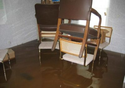 Floods Inside the Home