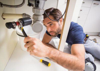 Kitchen Pipe Repairs