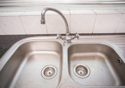 Kitchen Sink Repair