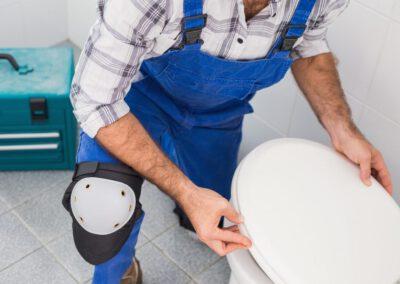 Raleigh toilet repairs