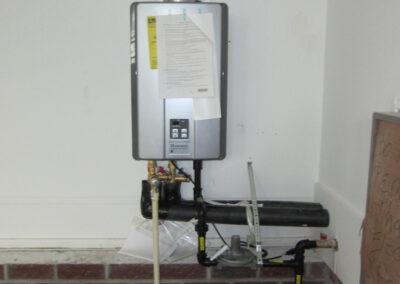 Tank Less Water Heater Repair