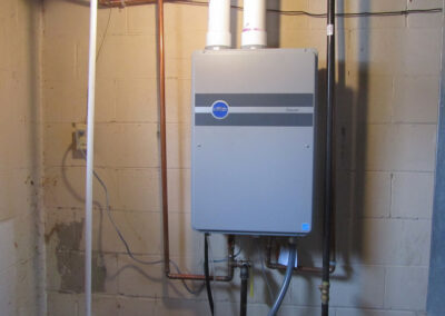 Tank Less Water Heater Service
