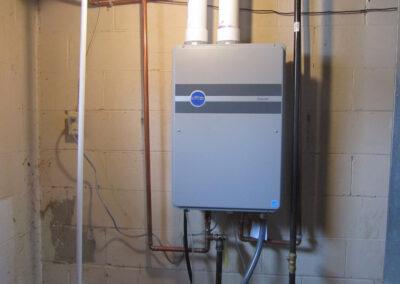 Tank Less Water Heater Service