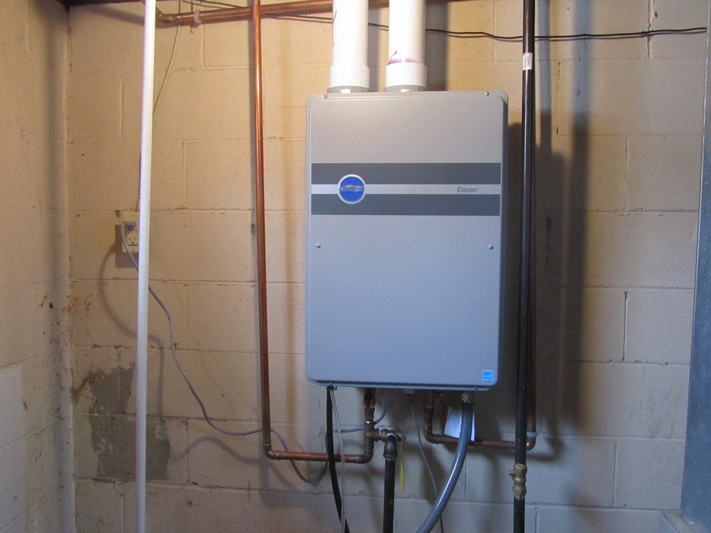 Tankless Water Heaters Golden Rule Plumbing Services