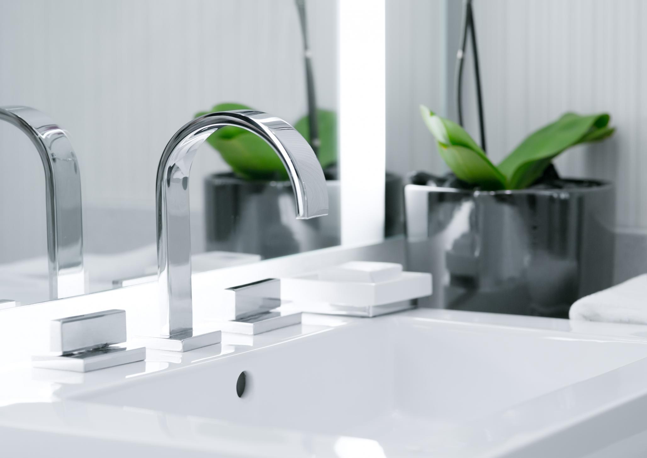 Bathroom Faucet Service & Repair - Raleigh Plumbers | Golden Rule ...