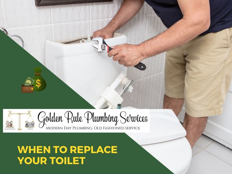 When To Replace the Toilet