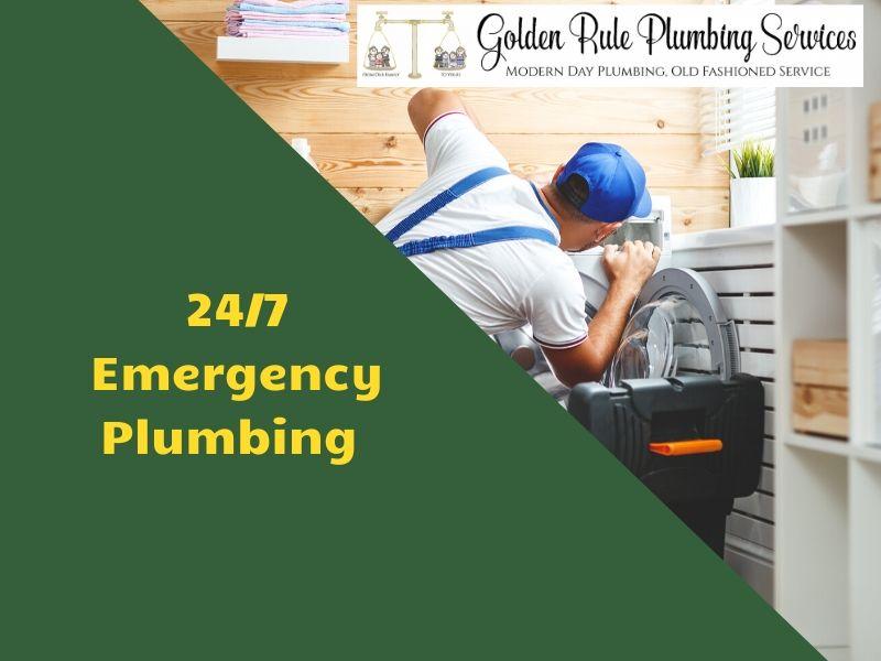 emergency plumbing in Raleigh