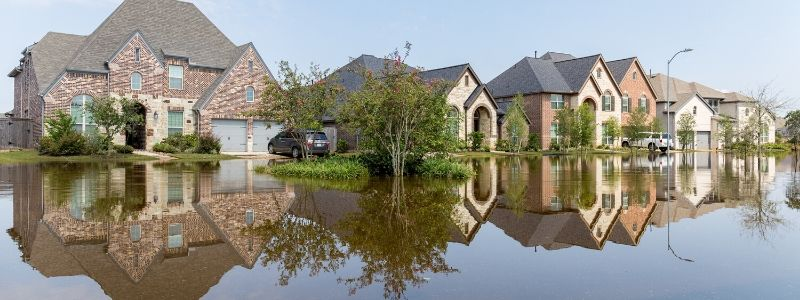 flood water removal services