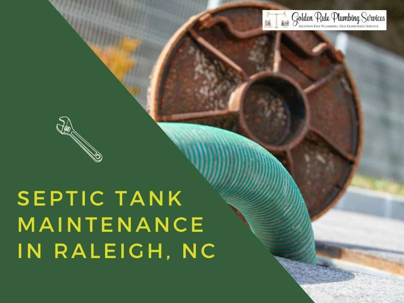 Septic Tank Maintenance Tips