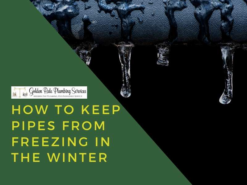 How to Keep Pipes from Freezing in the Winter